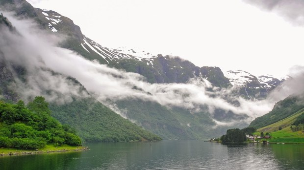 Tysfjord (Getty Images)