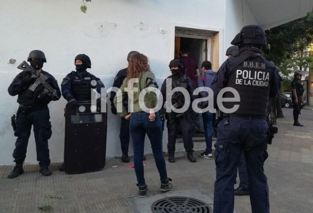 La casa de Cabrera y Humboldt en Palermo, un conocido punto de venta de drogas en Palermo (Infobae)