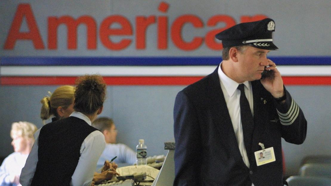 American Airlines se quedó sin pilotos para la semana de Navidad por un error de sistema - Infobae