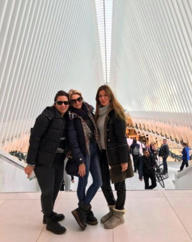 En Oculus, la estación desubte más cara del mundo, del polémico arquitecto español Santiago Calatrava. Foto: Instagram