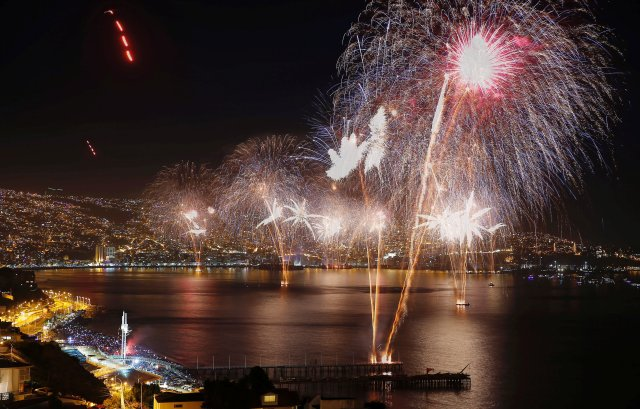 Valparaiso, Chile (REUTERS/Rodrigo Garrido)