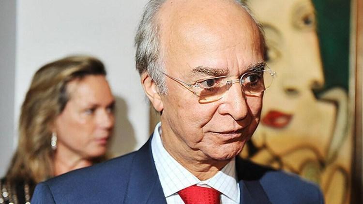 José Hawilla, es presidente de Traffic, hasta el estallido del FIFA Gate, una de las empresas de marketing más grandes del planeta (Foto: http://www.miamiherald.com)