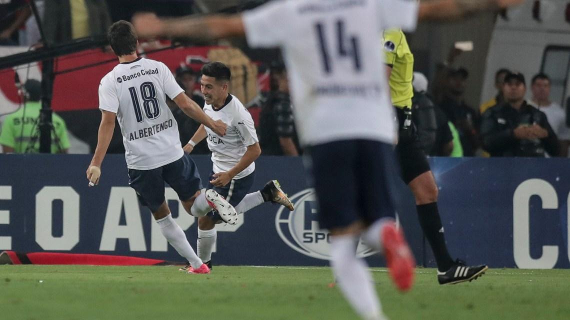 Independiente se ganó el derecho de disputar la Recopa tras obtener la Copa Sudamericana ante Flamengo