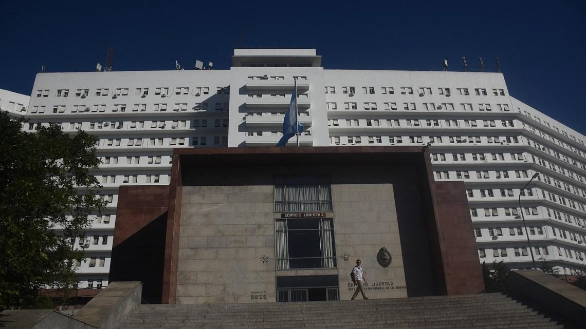 La jueza citó a autoridades de la Armada Argentina (Nicolás Stulberg)