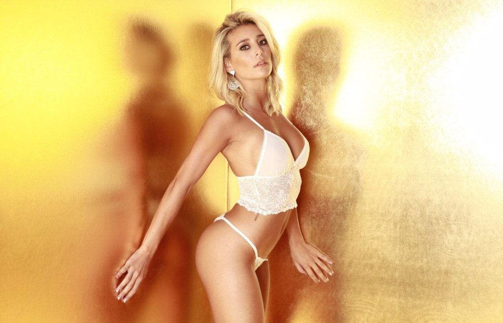 María Sol Pérez, protagonista de la nueva campaña de Mordisco Sexy