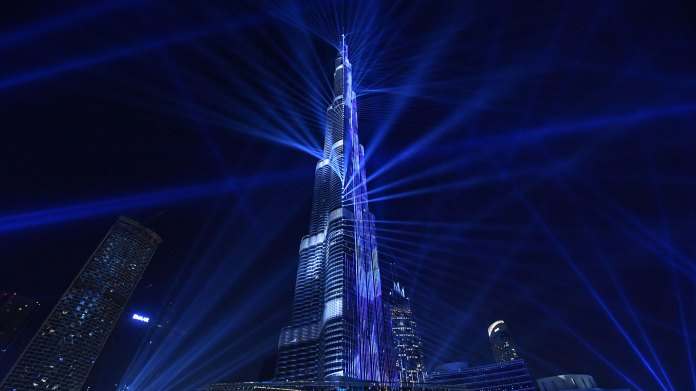Dubai (AFP)