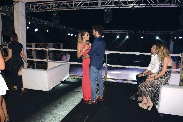 """Melina se encargó de señalar que es un """"amigo"""". Foto: Archivo Atlántida Televisa."""