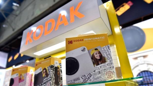 La nueva estrategia: KodakCoin