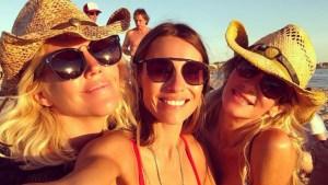 Tras sus vacaciones en Punta del Este, la modelo celebrará a todo lujo con un selecto grupo de amigas