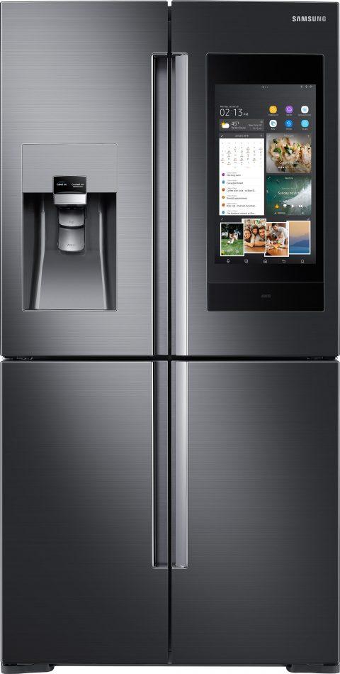 Samsung presentó su nueva generación de heladeras Family Hub