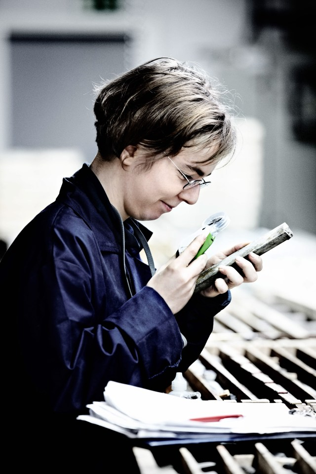 Las tareas deexploración también están robotizadas (Stefan Berg/Boliden)