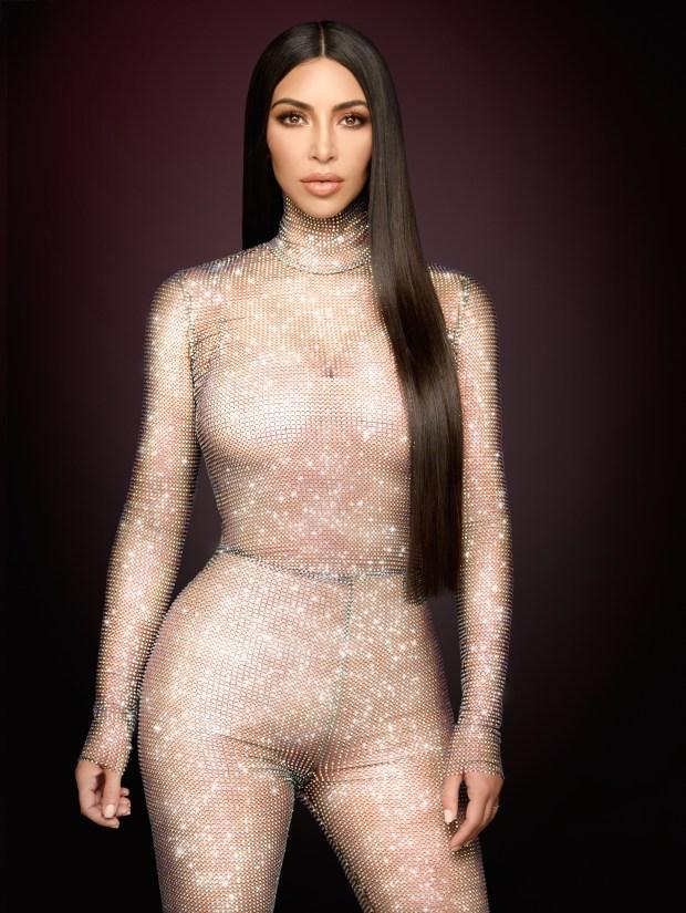 Kim Kardashian, la mediática más popular de los Estados Unidos. (Fotos: E!)