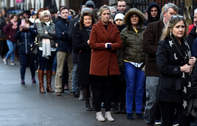 (REUTERS/Clodagh Kilcoyne)