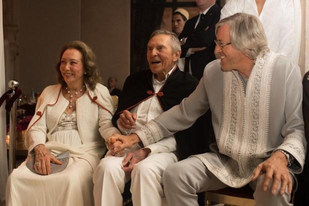 Los padres de Alejandro Roemmers, Alberto W. H. Roemmers y Hebe Colman