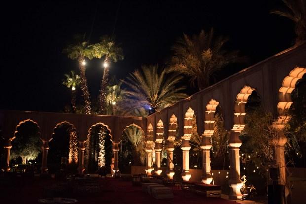 El hotel Palais Namaskar