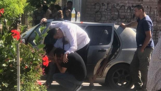 Molina incendió la casa y un Fiat Spazio para no dejar evidencias (MdzOnline)