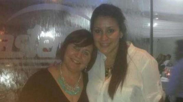 Mónica y Mayra
