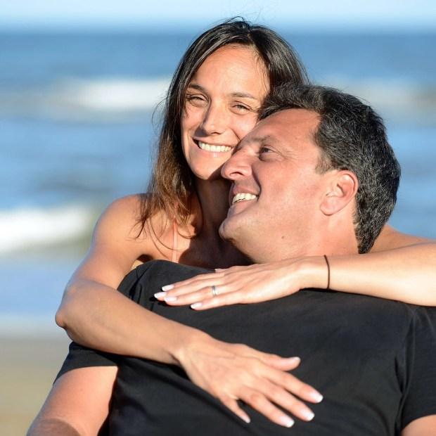 Sergio Massa y Malena Galmarini