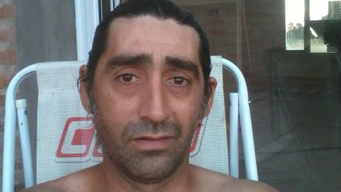 El sospechoso de asesinar a Camila (Facebook: José Carlos Varela)