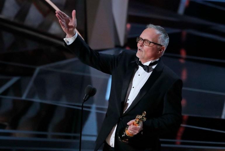 """Lee Smith agradeció el premio a Mejor Montaje por la película """"Dunkerque"""""""