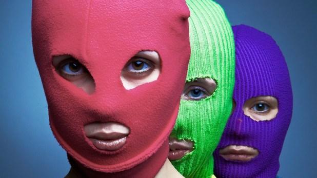 Pussy Riot nació como trio de punk contestatario en 2011