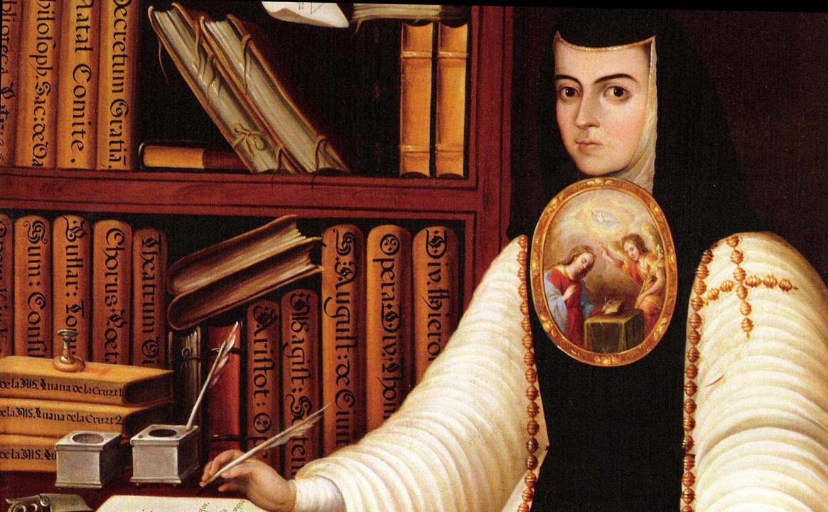 Sor Juana Inés de la Cruz murió en el Convento de San Jerónimo en 1695