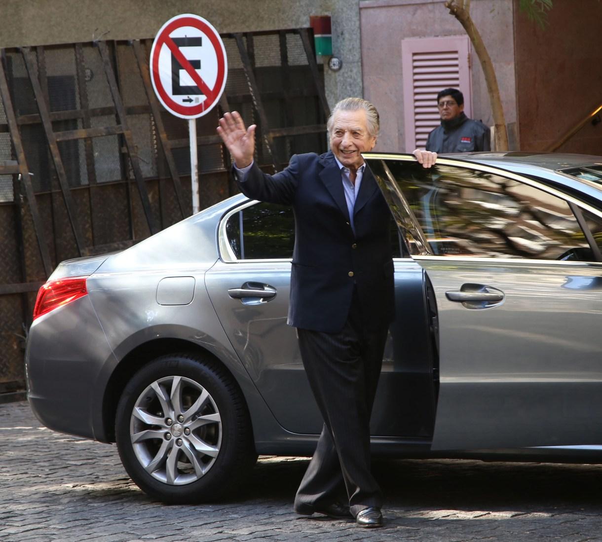 Franco Macri fue citado a indagatoria por Claudio Bonadio