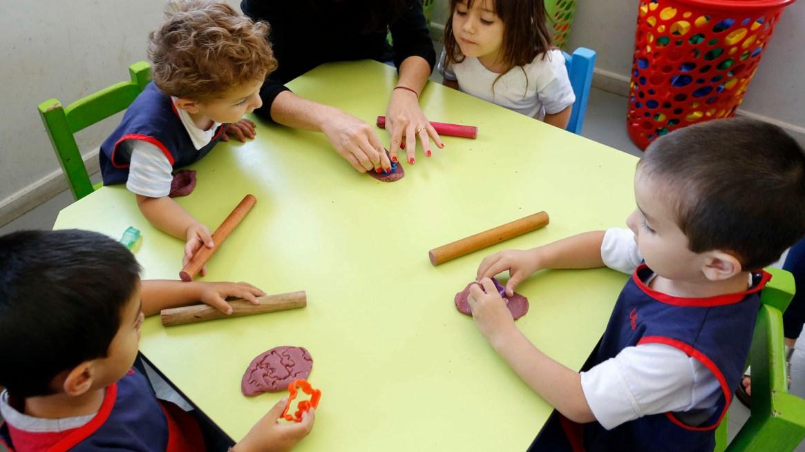 Solo el 32% va a un establecimiento de primera infancia (NA)