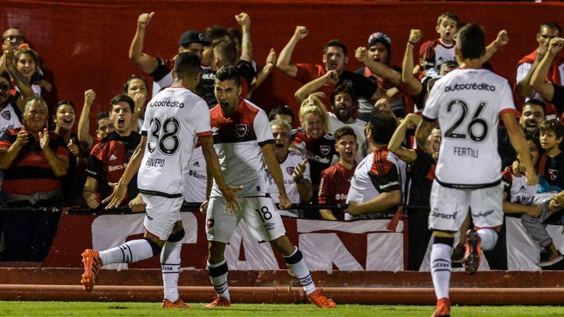 Newell's volvió al triunfo ante San Martín de San Juan (Foto: Télam)
