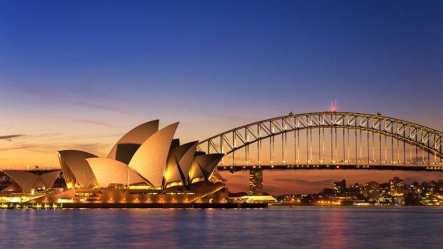 Una vista de Sydney, hoy (Getty)