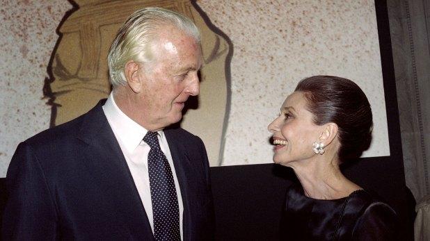 Audrey murió en consecuencia por un cáncer raro (Foto: AFP)