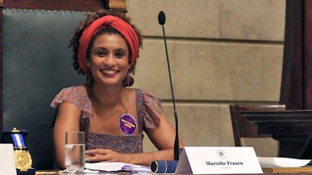 Era la relatora de la comisión del Concejo creada para fiscalizar las operaciones policiales en el marco de la intervención militar