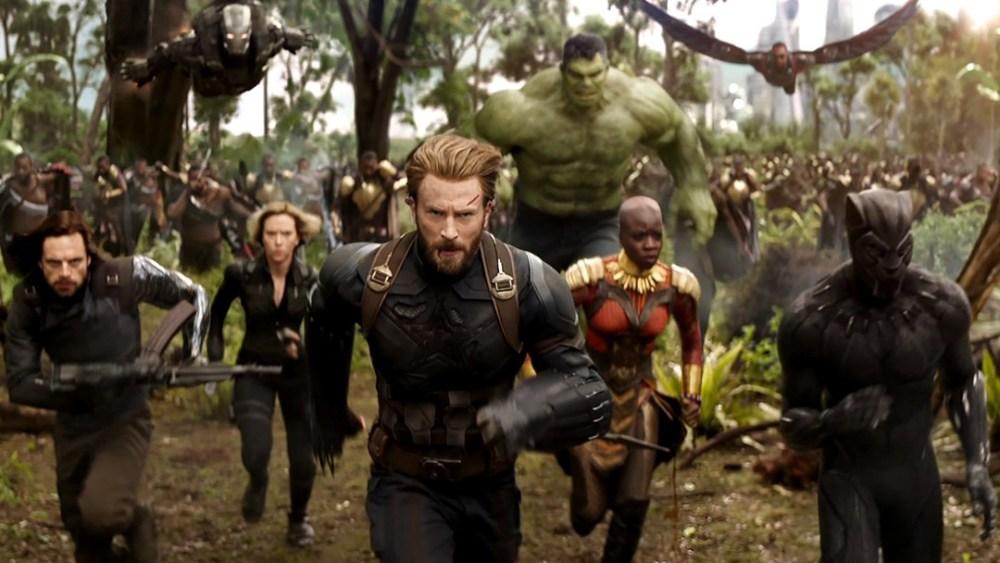 "Captura de ""Avengers: Infinity War"" (Cortesía)"