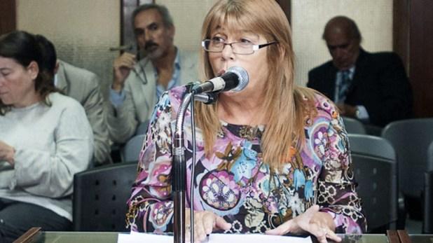 Fiscal Gabriela Baigún