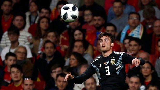 Nicolás Tagliafico se ganó un lugar en la última gira (Reuters)