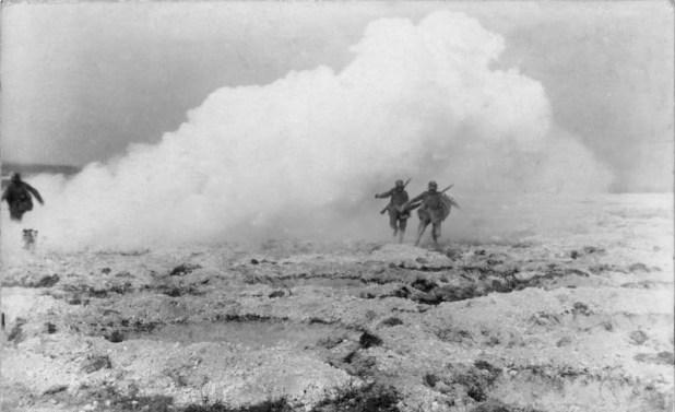 La guerra duró poco más de cuatro años y causó cera de 20 millones de muertes