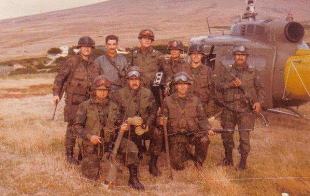 El Escuadrón llevó 40 hombres, 7 murieron en combate