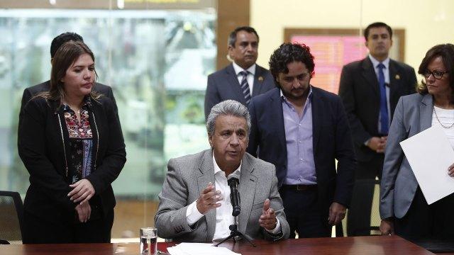 El gobierno asegura que el asesinato se produjo en Colombia (EFE)