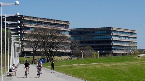 La Ciudad Universitaria de la UBA