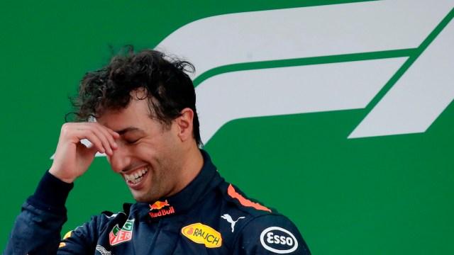 Daniel Ricciardo (AP)