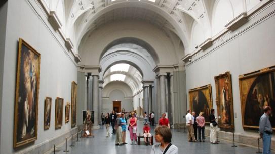 Esta es la razón por la que el Museo del Prado no deja tomar fotos ...