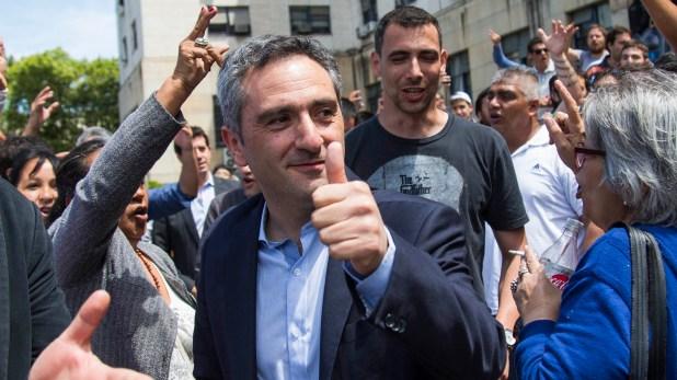 """Andrés """"Cuervo"""" Larroque"""