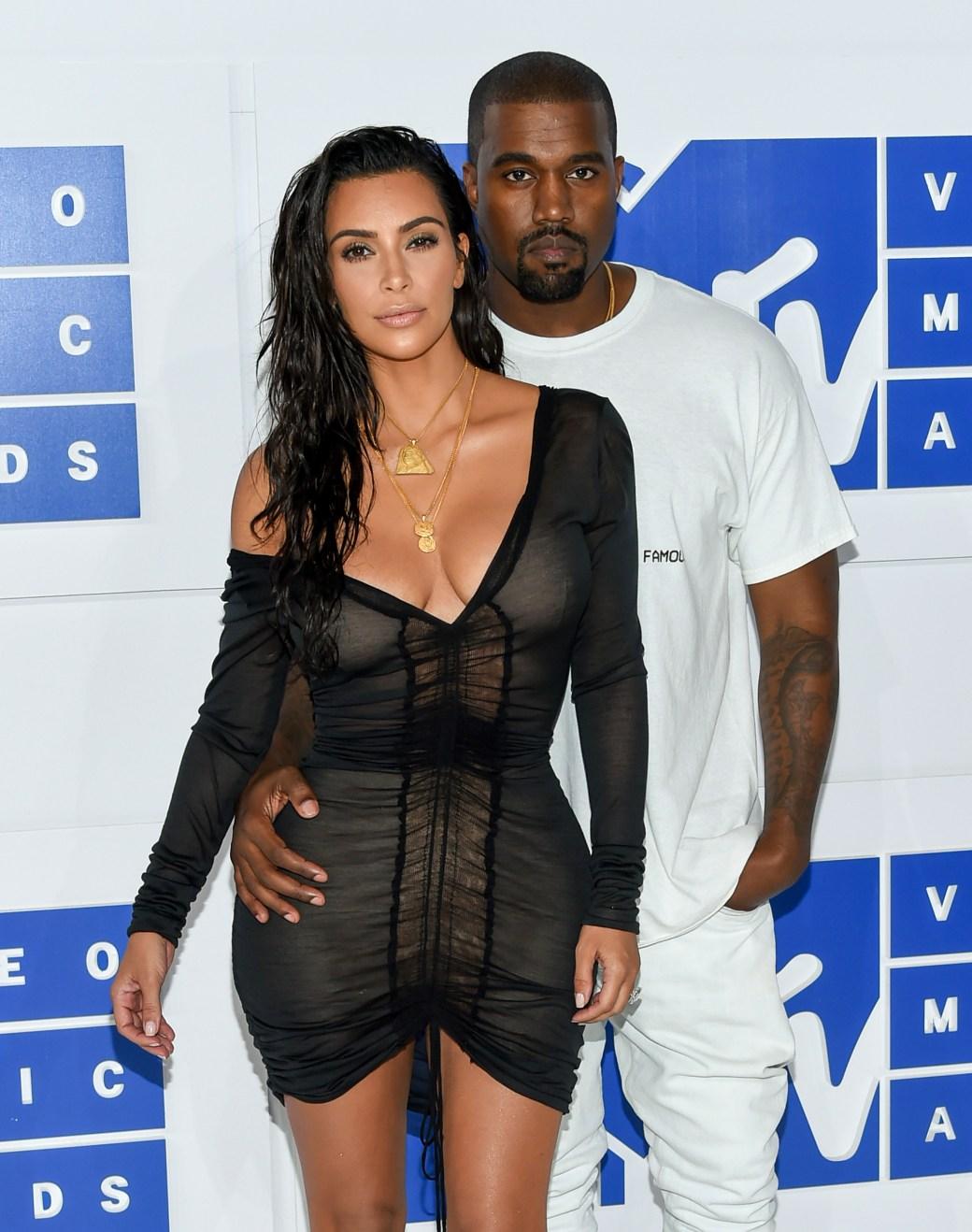 Kim Kardashian y Kanye West se casaron en mayo del 2014 (Foto: Evan Agostini/Invision/AP)