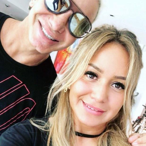 Dos para triunfar: Flavio Mendoza y Karina