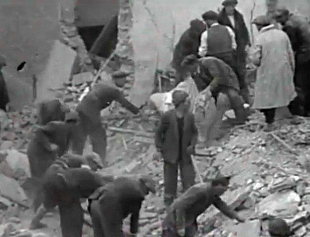 Los cuatro blancos españoles fueron escogidos por los alemanes por la cercanía con la base aérea que poseían en La Sénia