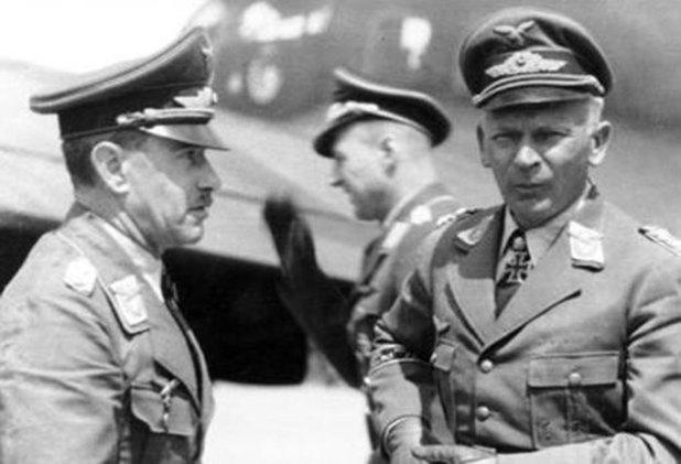 Wolfram von Richthofen, el hombre encargado de los ataques en España