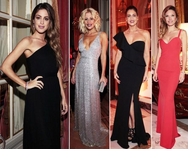 Agustina Casanova, Barbie Simons, Karina Mazzocco y Sofía Zámolo
