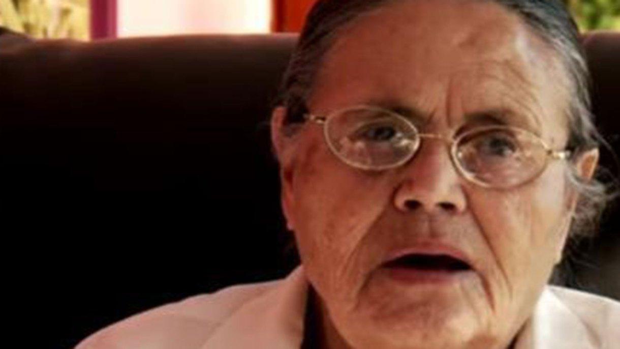 Consuelo Loera tiene 90 años (Foto: Archivo)