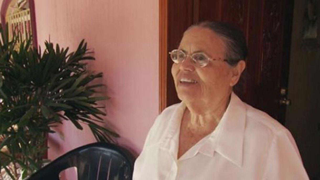Consuelo Loera en 2018 para la revista Time (Captura de pantalla)