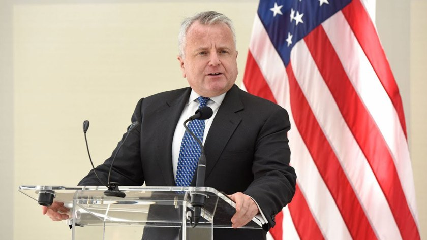 John J. Sullivan, vicesecretario de Estado de EEUU.